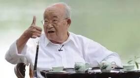 词坛泰斗乔羽:六十一年前他写出了《我的祖国》