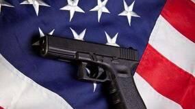 美国为什么不禁枪?