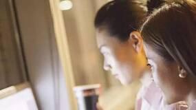 中国女人爱工作?