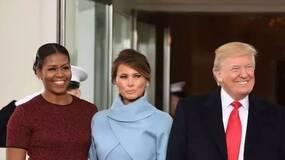 """美国""""第一夫人""""从低调走向台前"""