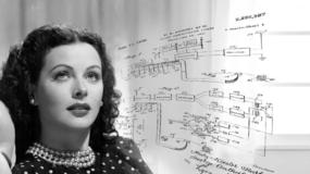 秘密通信:好莱坞性感女星的世纪发明