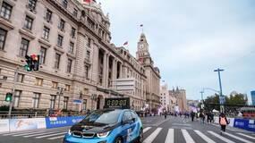 上马   纯电动先锋BMW i3,以运动精神领跑绿色未来