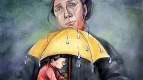 写母亲的诗,不算诗的诗,看完两节没流泪算你狠!