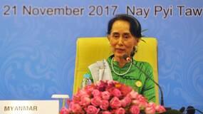 昂山素季:缅甸和孟加拉国有望在本周就难民遣返问题达成一致