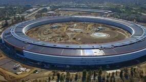 乔布斯最后的遗产——Apple Park首次对外开放,逼格爆表!