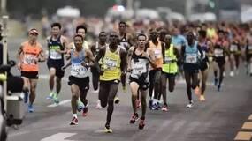 孤独征程丨奔跑在中国马拉松赛道上的非洲人