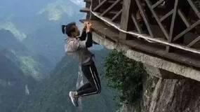 国内高空挑战第一人,吴咏宁之死