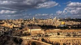 特朗普承认以色列首都耶路撒冷挑明文明的冲突?