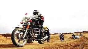 骑摩托走世界—春夏秋冬严寒酷暑雨雪泥泞