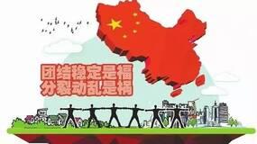 中国是否存在国家分裂风险?