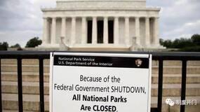国会不给钱,美国政府为何真关门?