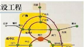 广东政协委员提议:建议启动建设粤港澳大湾区轨道环线