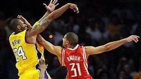 遮眼防守是违规的!——除了在NBA