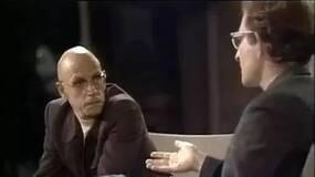 一场世纪辩论 | 乔姆斯基 叹 福柯:他好像不是人