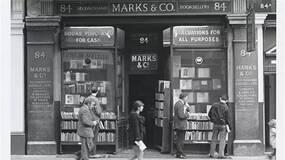 如果你恰好路过这家书店,代我献上一吻
