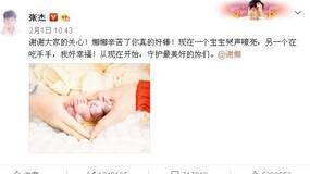 谢娜生双胞胎女儿,前男友刘烨为何不送祝福