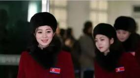 怎么加油助威?朝鲜女孩惊慌了,然后妙答
