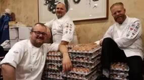 挪威国家队为冬奥会队员补蛋,用谷歌翻译错买了15000个鸡蛋!