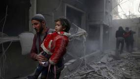 进攻美军基地:叙利亚政府军进一步进攻反对派已经不顾一切