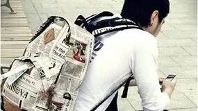 为什么外国人爱背双肩包?