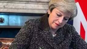 """英国与欧盟""""离婚""""也要进行安全合作,两者分歧何时弥合?"""