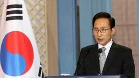 平昌冬奥会临近结束,最忐忑的是韩国前总统李明博