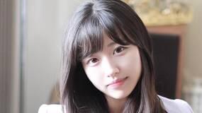 """韩国""""最美女记者"""",本来可以凭颜值吃饭为何要当记者?"""
