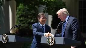 """考虑申诉美国,文在寅真敢对美国说""""不""""吗?"""