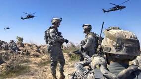 美军直接参战大打!叙利亚危险了 特朗普自打脸意欲何为?