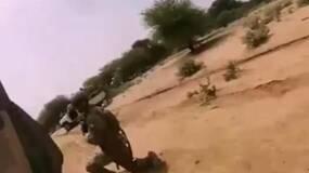 美军特种兵遭伏4人丧命 亡者头盔摄下战斗过程!
