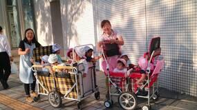 不靠爹娘,日本上班族妈妈怎么带娃?