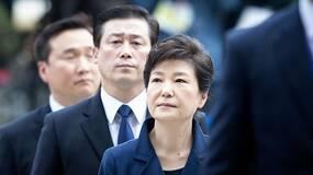 """朴槿惠""""亲信干政案""""一审宣判有三大看点"""