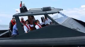 军界稀奇事 军火老二俄罗斯掉价 竟购印尼军用快艇!