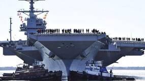 除过美国航母,这两种军舰也超过别国航母