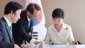 """""""文化界黑名单""""实物曝光,你还认为朴槿惠是被冤枉的吗?"""