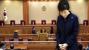"""韩国一些老年人为啥要""""死保""""朴槿惠,朴槿惠可能被无罪释放吗?"""