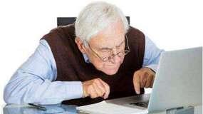 小偷失业很好笑,但要等等老年人