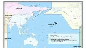"""绝不只是针对中国!美国太平洋司令部将改名""""印太""""司令部"""