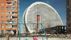 后苏联时代的超现实主义建筑