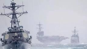局势要升级?美英法将协同加大南海和对台军事力度!