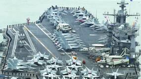 美国现役航母群配置是怎样的?未来呢?