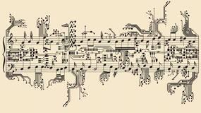 人工智能是怎么创作音乐的?