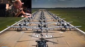加速网络战?美空战司令部接替太空司令部情报、侦察等任务