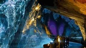 惊艳!他们把千年洞窟改造成奇幻秘境