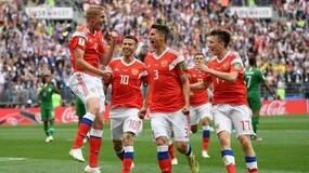 残忍又快乐的世界杯开幕:你知道被俄罗斯五马分尸的沙特有多努力吗?!