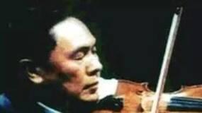 被逼吃草的中国小提琴之王,逃往美国后,因一件事至死不敢回来