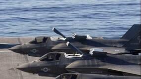 已经制造300架F35!连同F22美国已有400架隐形战机!