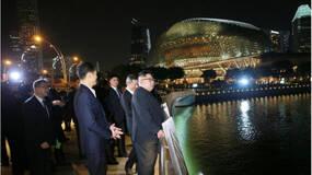 见完特朗普,他还能从新加坡带走什么?