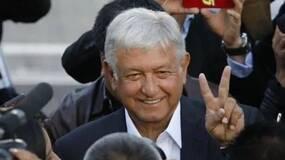 """左翼横扫总统选举:墨西哥人民也选出自己的""""特朗普"""""""