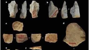 黄土高原上发现的石器,或将古人类离开非洲的时间提前|Nature 自然科研